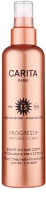 Carita Progressif Anti-Age Solaire spray protector hidratante SPF 15