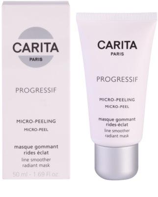 Carita Progressif Cleaners маска-пілінг 1