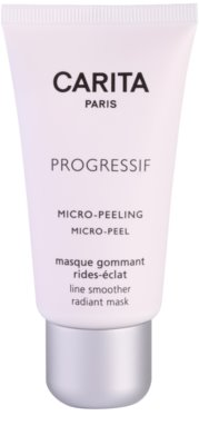 Carita Progressif Cleaners máscara peeling