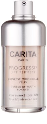 Carita Progressif Lift Fermeté Augengel gegen Falten, Schwellungen und Augenringe 1