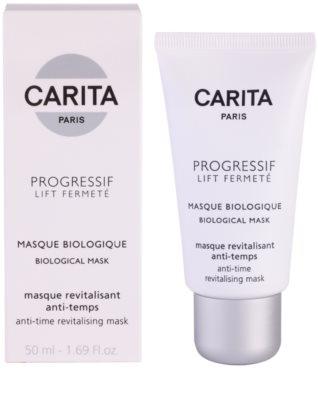 Carita Progressif Lift Fermeté регенерираща маска за лице против бръчки 1