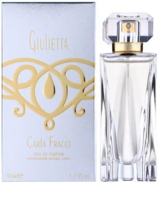 Carla Fracci Giulietta Eau de Parfum für Damen