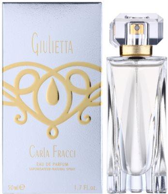 Carla Fracci Giulietta Eau de Parfum para mulheres