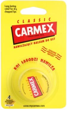 Carmex Classic Balsam de buze hidratant 1