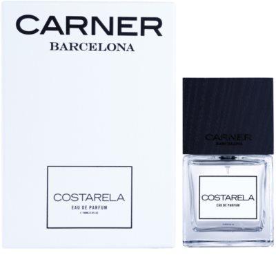Carner Barcelona Costarela parfémovaná voda unisex