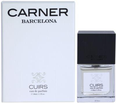 Carner Barcelona Cuirs parfumska voda uniseks