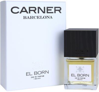 Carner Barcelona El Born parfémovaná voda unisex 1