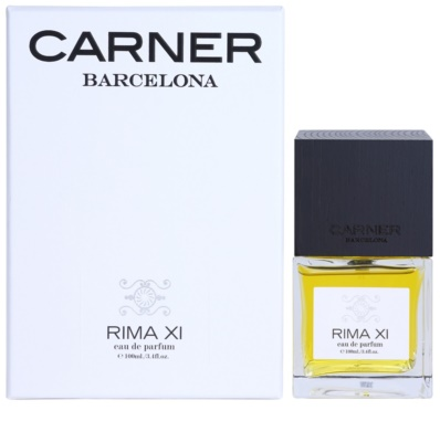 Carner Barcelona Rima XI Eau de Parfum unissexo