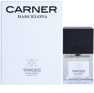 Carner Barcelona Tardes Eau de Parfum para mulheres