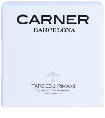 Carner Barcelona Voyage Set coffret presente 5