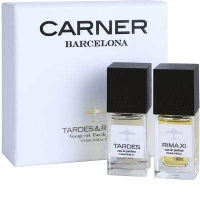 Carner Barcelona Voyage Set coffret presente 1