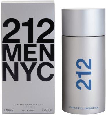 Carolina Herrera 212 NYC Men Eau de Toilette für Herren