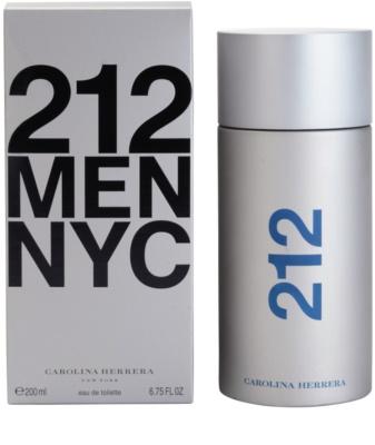 Carolina Herrera 212 NYC Men Eau de Toilette para homens