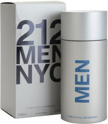 Carolina Herrera 212 NYC Men Eau de Toilette para homens 1