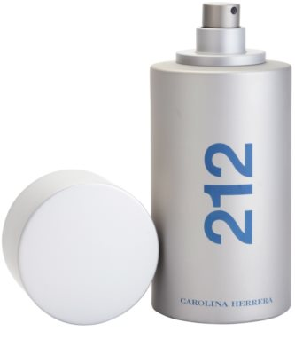Carolina Herrera 212 NYC Men eau de toilette férfiaknak 3