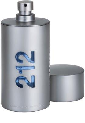 Carolina Herrera 212 NYC Men туалетна вода тестер для чоловіків 1