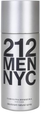 Carolina Herrera 212 NYC Men deospray pentru barbati