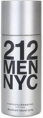 Carolina Herrera 212 NYC Men desodorante en spray para hombre