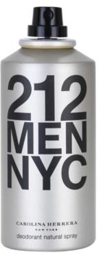 Carolina Herrera 212 NYC Men дезодорант за мъже 1