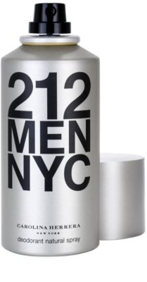 Carolina Herrera 212 NYC Men дезодорант за мъже 2