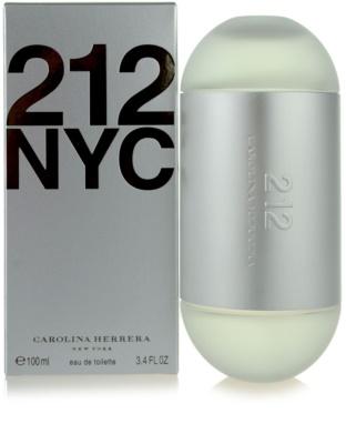 Carolina Herrera 212 NYC Eau de Toilette for Women