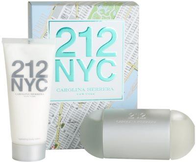 Carolina Herrera 212 NYC darilni seti