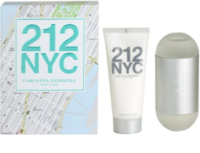 Carolina Herrera 212 NYC coffrets presente 2