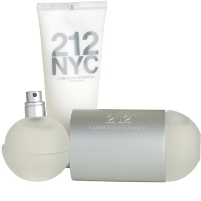 Carolina Herrera 212 NYC coffrets presente 3