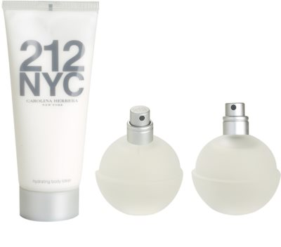 Carolina Herrera 212 NYC coffrets presente 4