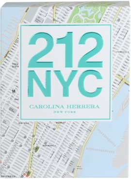 Carolina Herrera 212 NYC coffrets presente 5