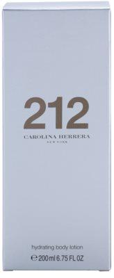 Carolina Herrera 212 NYC tělové mléko pro ženy 3