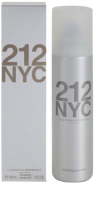 Carolina Herrera 212 NYC Deo-Spray für Damen