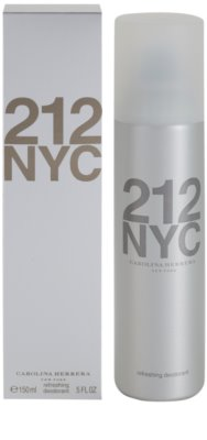 Carolina Herrera 212 NYC дезодорант за жени