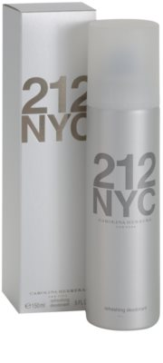 Carolina Herrera 212 NYC Deo-Spray für Damen 1