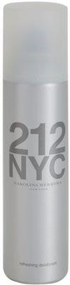 Carolina Herrera 212 NYC Deo-Spray für Damen 2