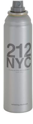 Carolina Herrera 212 NYC Deo-Spray für Damen 3