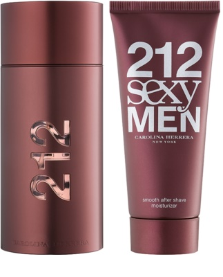 Carolina Herrera 212 Sexy Men darilni seti 1