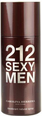 Carolina Herrera 212 Sexy Men deospray pentru barbati