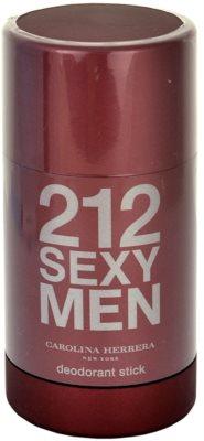 Carolina Herrera 212 Sexy Men deostick pro muže