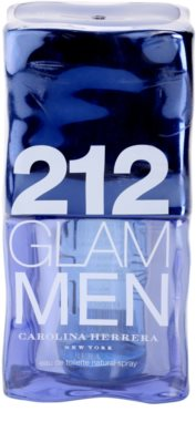 Carolina Herrera 212 Glam Men eau de toilette férfiaknak 2
