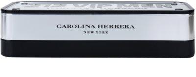 Carolina Herrera 212 VIP Men coffrets presente 3