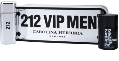 Carolina Herrera 212 VIP Men dárkové sady
