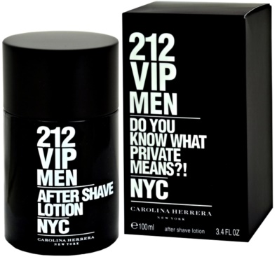 Carolina Herrera 212 VIP Men After Shave für Herren
