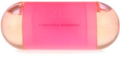 Carolina Herrera 212 Pop! toaletní voda tester pro ženy
