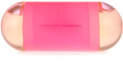 Carolina Herrera 212 Pop! тоалетна вода тестер за жени