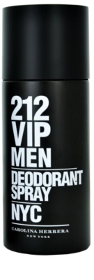 Carolina Herrera 212 VIP Men deospray pentru barbati
