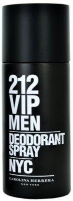 Carolina Herrera 212 VIP Men desodorante en spray para hombre
