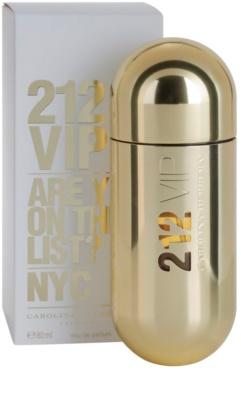 Carolina Herrera 212 VIP woda perfumowana dla kobiet 1