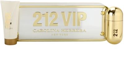 Carolina Herrera 212 VIP seturi cadou