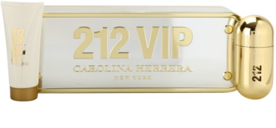 Carolina Herrera 212 VIP zestawy upominkowe